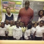 "Fulton County Commissioner William ""Bill"" Edwards visits the MARDS Pre-K class!"